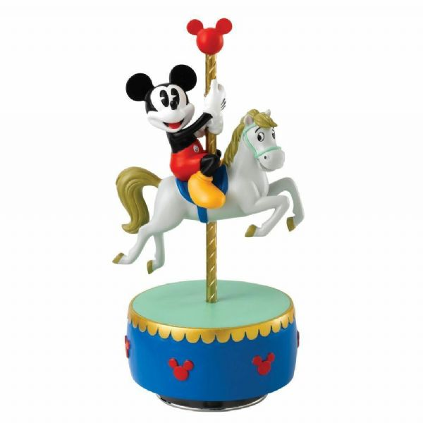 Mickey Mouse musical carousel. A28074